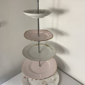 5 Tier Cake Stand Hire