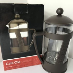 8 Cup Cafetiere hire