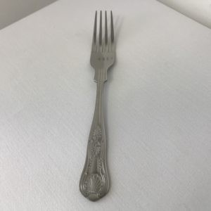 Kings' Silver Dessert Fork Hire
