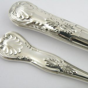 Kings and Silver Cutlery