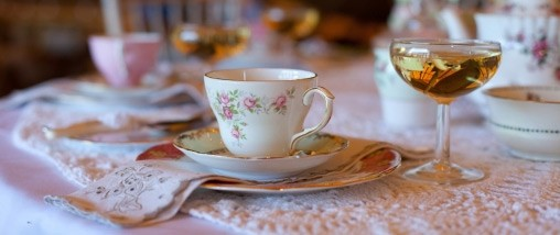Lancashire Vintage China Hire Payment Information