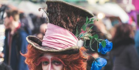 Mad Hatters Tea Party Hire