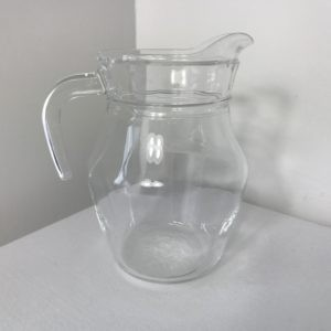 Small Glass Sauce Jug hire
