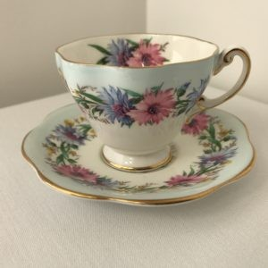 Vintage Coffee Cup and Saucer (espresso style) Hire