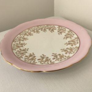 "Vintage Dessert Plates 8/9"" Hire"