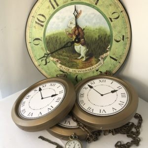 Wonderland Clocks